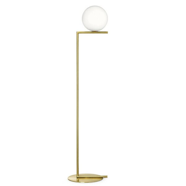 Everly Quinn Vegard 63 Floor Lamp Wayfair