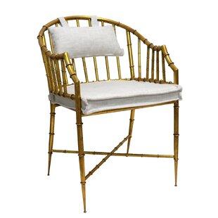 Schroeder Barrel Chair by Bay Isle Home