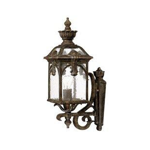 Applebaum 1-Light Outdoor Sconce by Astoria Grand