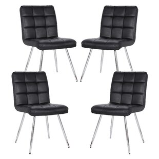 Shuff Upholstered Dining Chair (Set of 4)