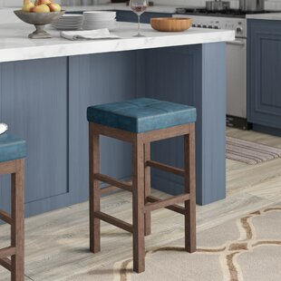 Check Prices Kimberling 27 Bar Stool by Red Barrel Studio Reviews (2019) & Buyer's Guide