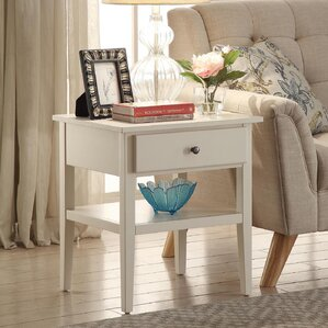 Celina End Table With Storage ..