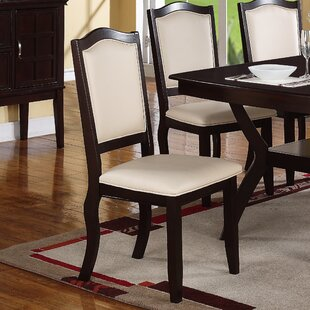 Wegman Side Chair (Set of 2) Winston Porter