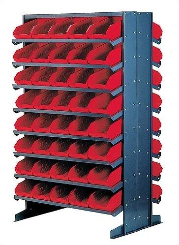 Quantum Double Sided Pick 60 H X 36 W X 24 D Storage Rack Wayfair