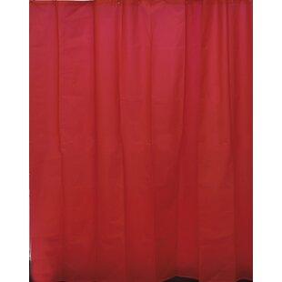 Rustic Bathroom Shower Curtain