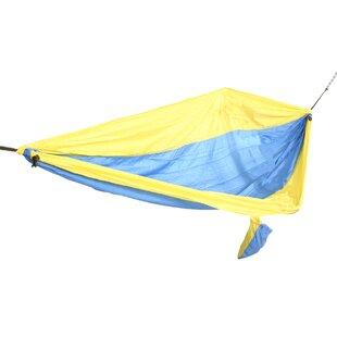 Ebern Designs Musselman Parachute Nylon Camping Hammock