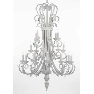 Astoria Grand Alvan 24-Light Chandelier