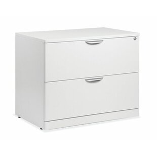 Averill 2-Drawer Lateral Filing Cabinet by Latitude Run