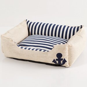 Everly Bolster Pet Bed