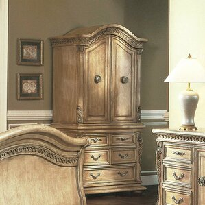 Birksgate Armoire by World Menagerie