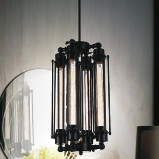 CWI Lighting Kiera 4-Light Novelty Pendant