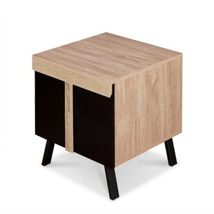 Lonny End Table by Brayden Studio