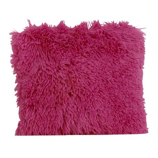 Tula Faux Fur Throw Pillow