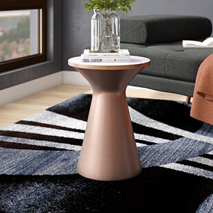 Mcelligott End Table by Ivy Bronx