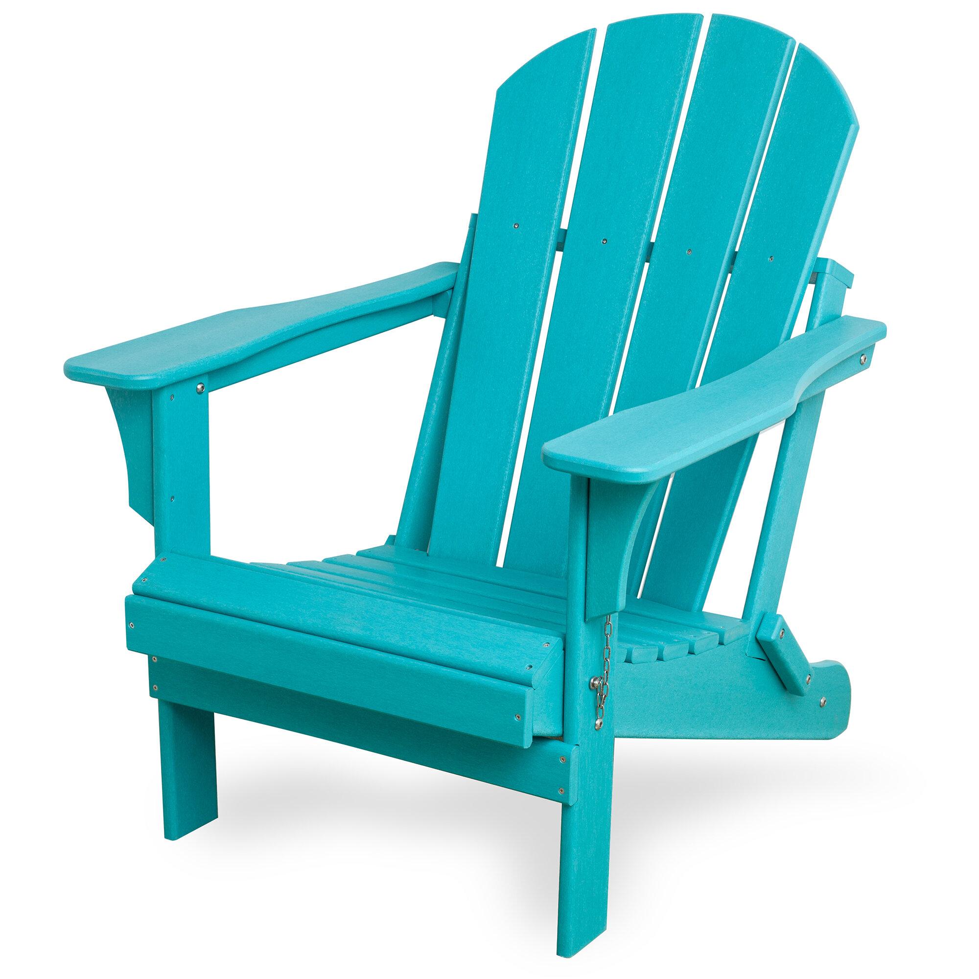 Picture of: Alger Plastic Folding Adirondack Chair Reviews Joss Main