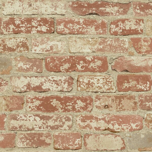 Peel And Stick Brick Wallpaper Wayfair
