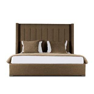 Brayden Studio Hansen Upholstered Panel Bed