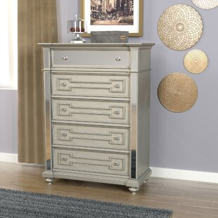 Willa Arlo Interiors Ronna 5 Drawer Chest