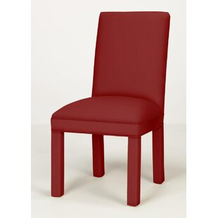 Brook Solid Upholstered Dining Chair Ebern Designs