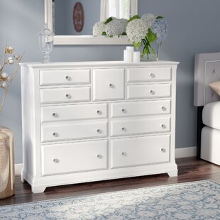 Darby Home Co Marquardt 9 Drawer Dresser