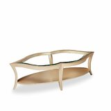 Malibu Crest Coffee Table with Storage by Michael Amini / Jayne Seymour Living