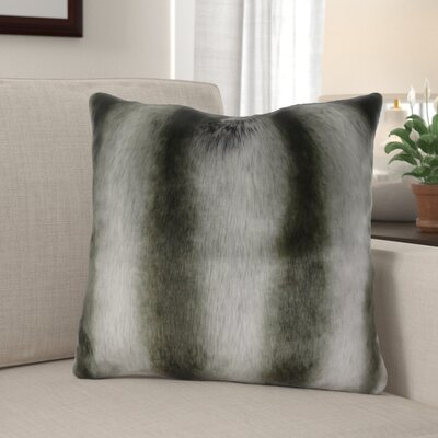 """18/""""X18/""""//24/""""x24/"""" Blue SOFT FAUX FUR CUSHION COVERS WITH or WITHOUT CUSHION SIZE"""