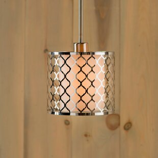 Brayden Studio Krumm 1-Light Pendant