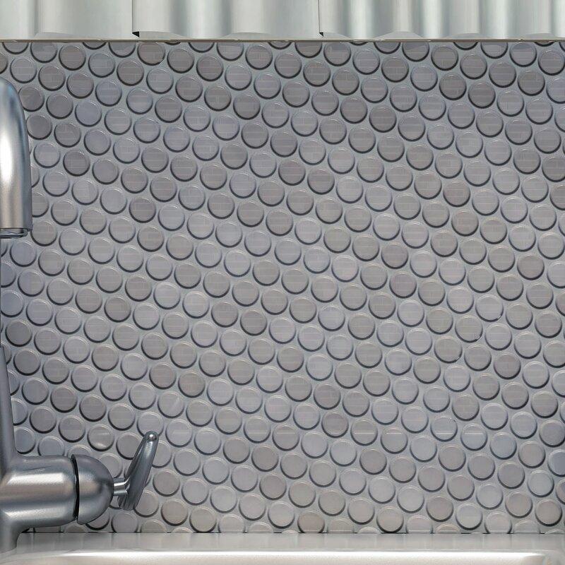 Elitetile Vulcan 1175 X 1175 Ceramic Mosaic Tile In Polished