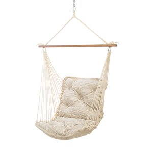 Wilcoxen Tufted Single Sunbrella Chair Hammock