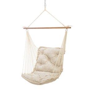 Wilcoxen Tufted Single Sunbrella Chair Hammock
