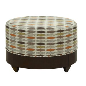 Bungalow Ottoman by Red Barrel..