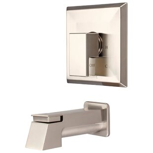 Pioneer Mod Single Handle Wall Mounted Tu..