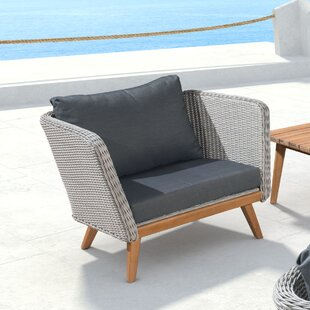 Corrigan Studio Des Moines Arm Chair with..