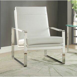 Orren Ellis Rayborn Armchair with Cushion
