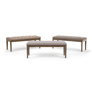 Windermere Upholstered Bench