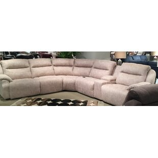 Five Star Reversible Reclining Sectional by Southern Motion Today Sale Only