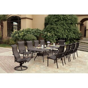 Kentland 11 Piece Dining Set