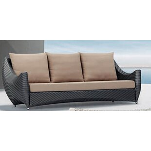Peak Sofa with Cushions by 100 Essentials