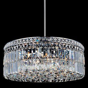 Navya 10-Light Crystal Chandelier by Willa Arlo Interiors