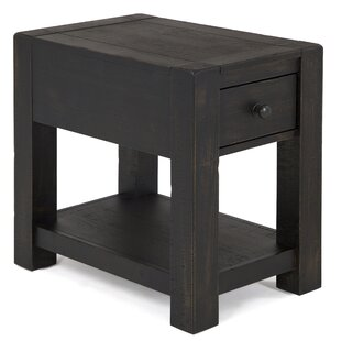 Wendy Rustic End Table by Trule Teen