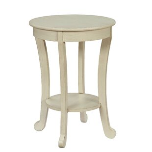 Stromsburg End Table with Storage by Ophelia & Co.