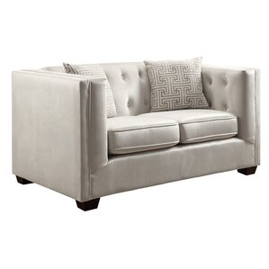 Hammondale Loveseat by House of Hampton