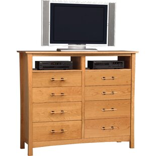 Monterey 8 Drawer Media Chest
