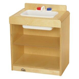 Toddler Sink Kitchen Set ByKorners for Kids