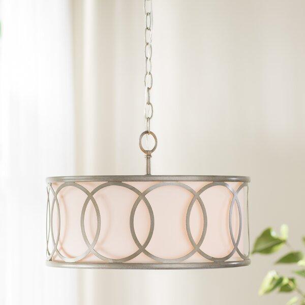 House of hampton townsend 3 light chandelier reviews wayfair aloadofball Images