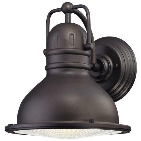 trent austin design campbell hill 1 light rustic outdoor barn light