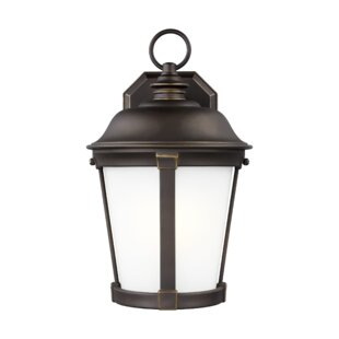 Charlton Home Lara Outdoor Wall Lantern