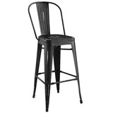 Ashlyn Metal Bar Stool by Williston Forge