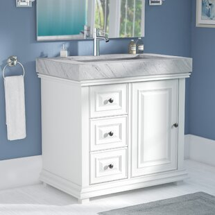 Bargain Bairdstown Contemporary 36 Single Bathroom Vanity Set By Darby Home Co