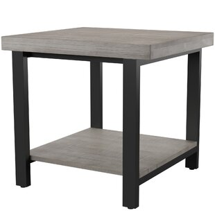 Hayles End Table by Mercury Row